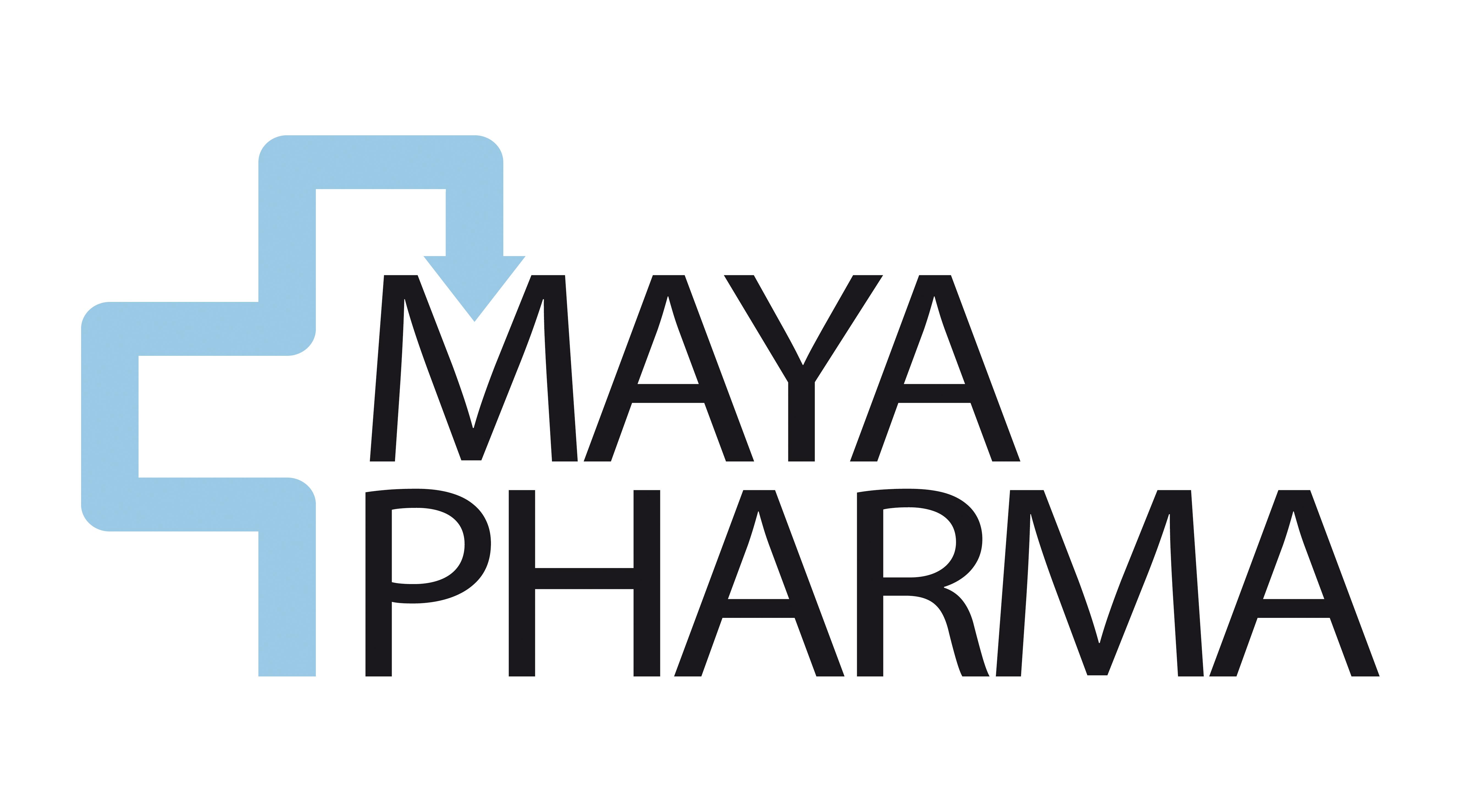 Logo Maya Pharma